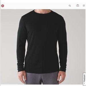 Lululemon Men's Long Weekend Shirt